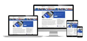 site responsive - illustration