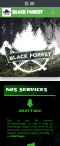Black Forest mobile